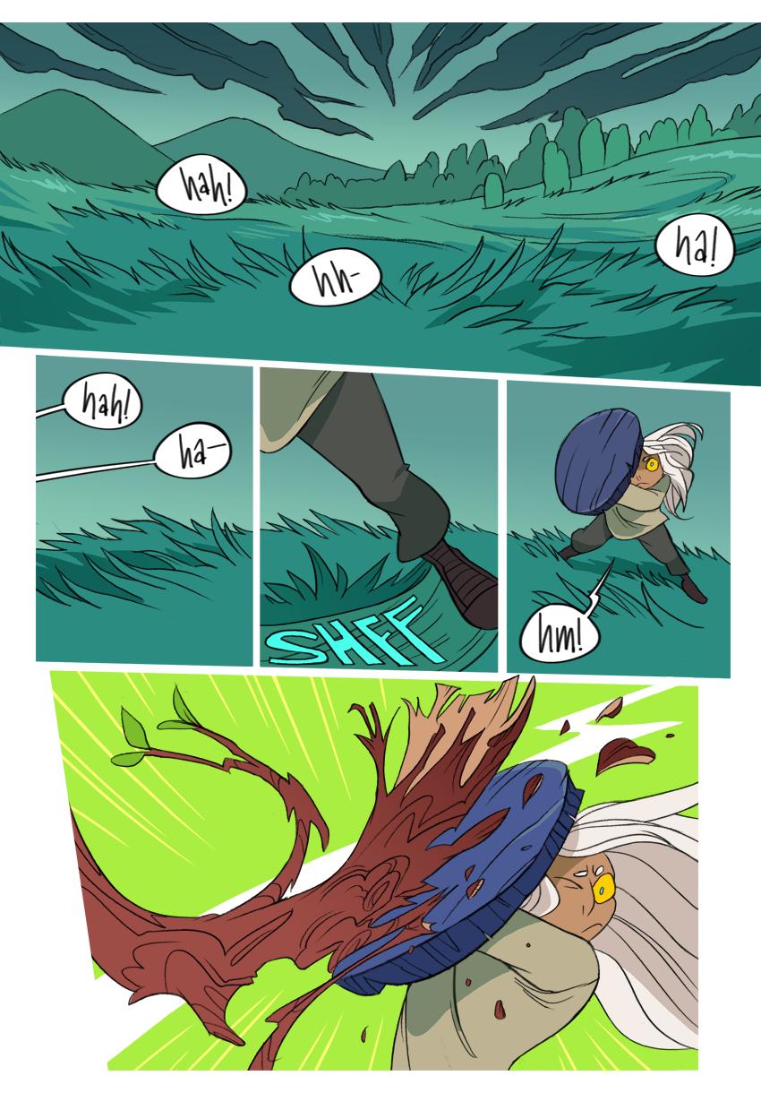 Still, Born | Page 1
