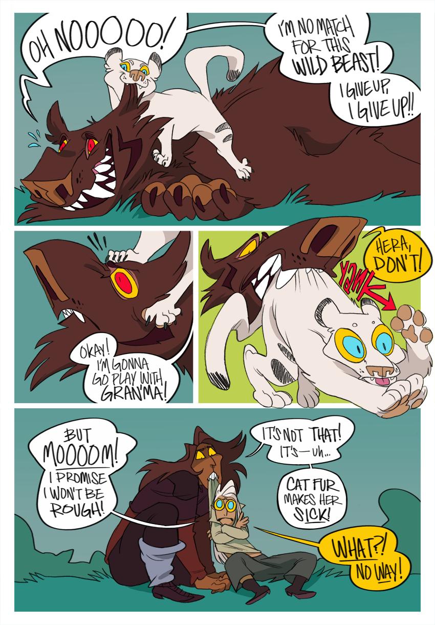 Still, Born | Page 6