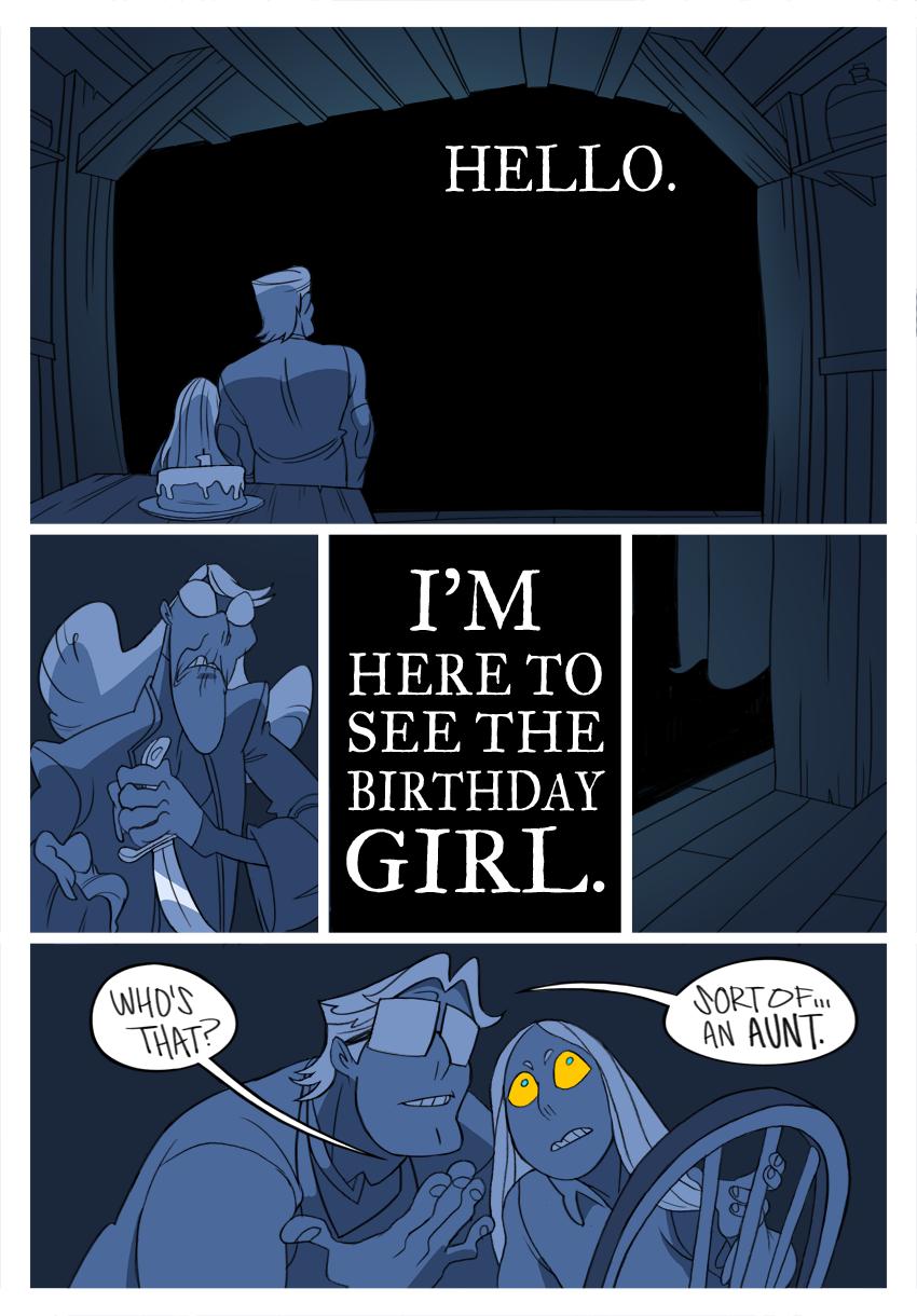 Still, Born | Page 12