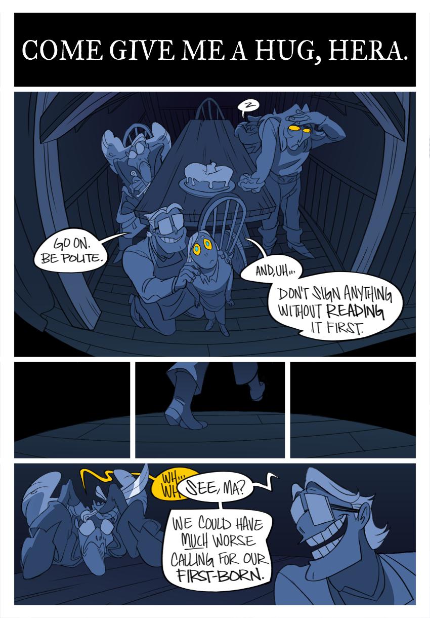 Still, Born | Page 13