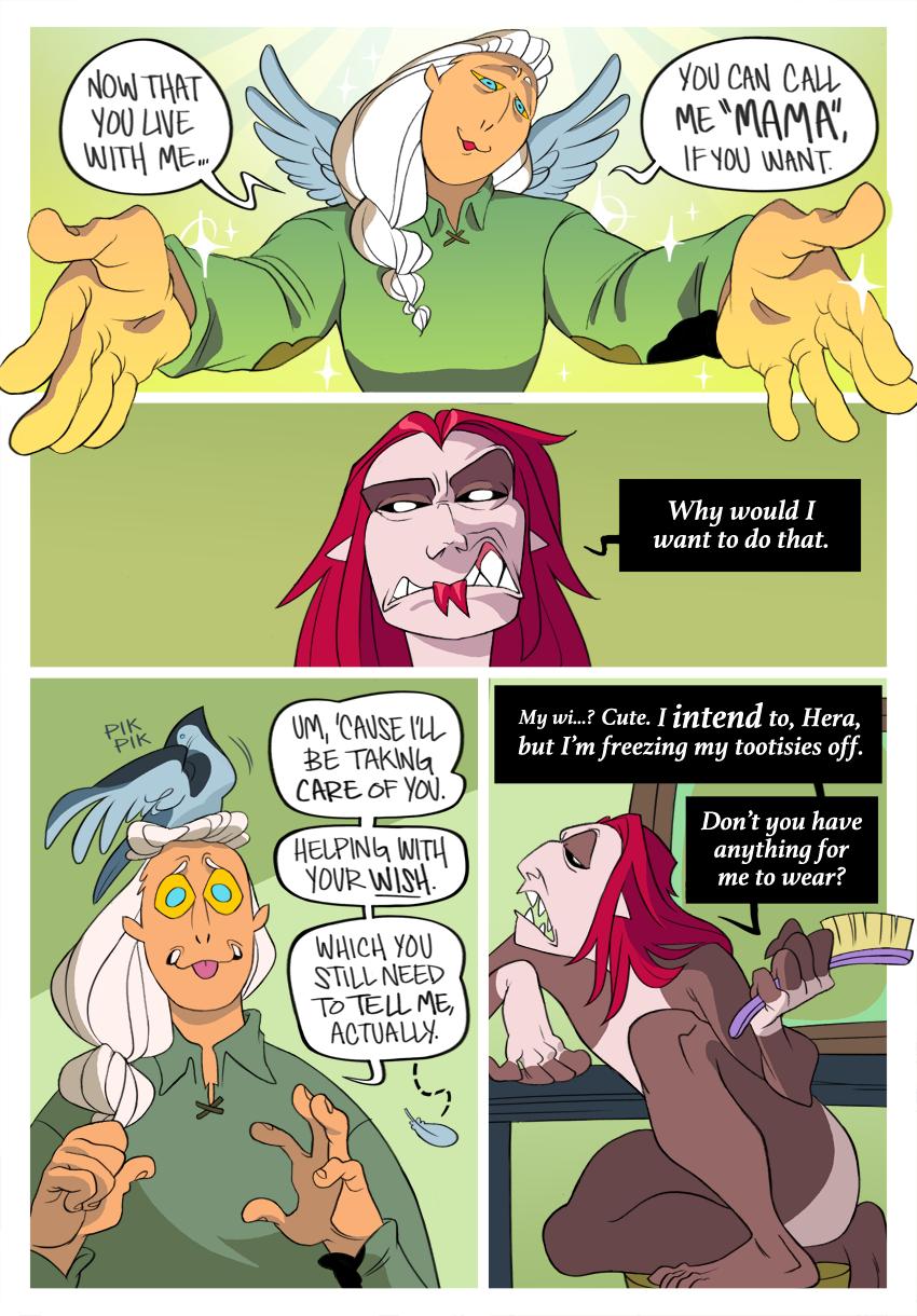 Still, Born | Page 28