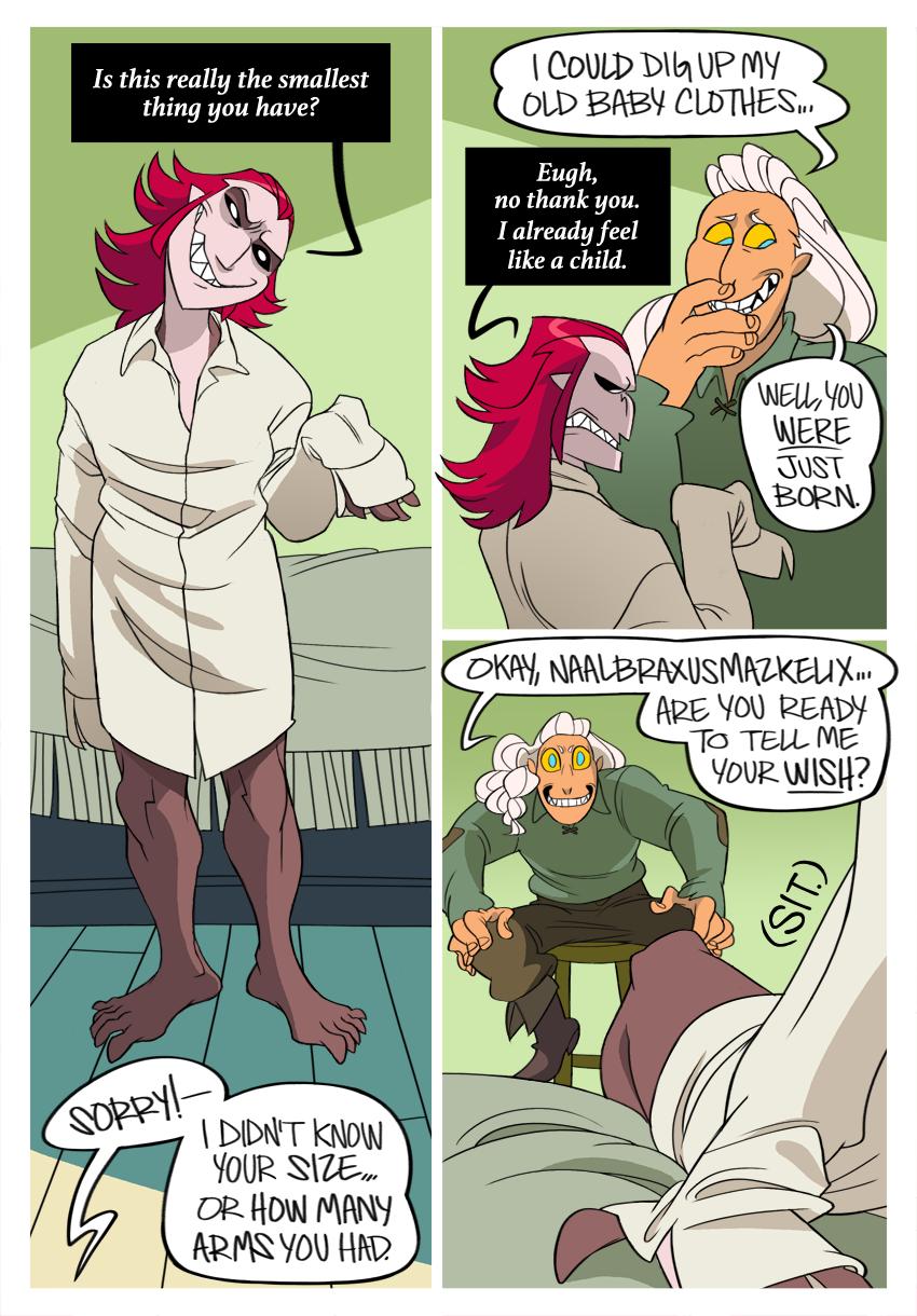 Still, Born | Page 29
