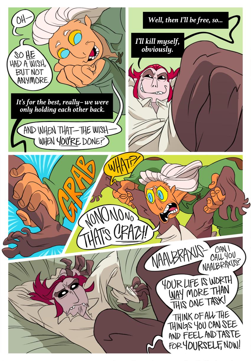 Still, Born | Page 35