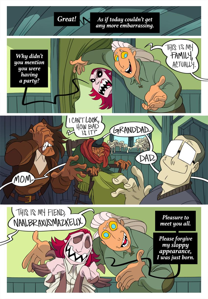 Still, Born | Page 39