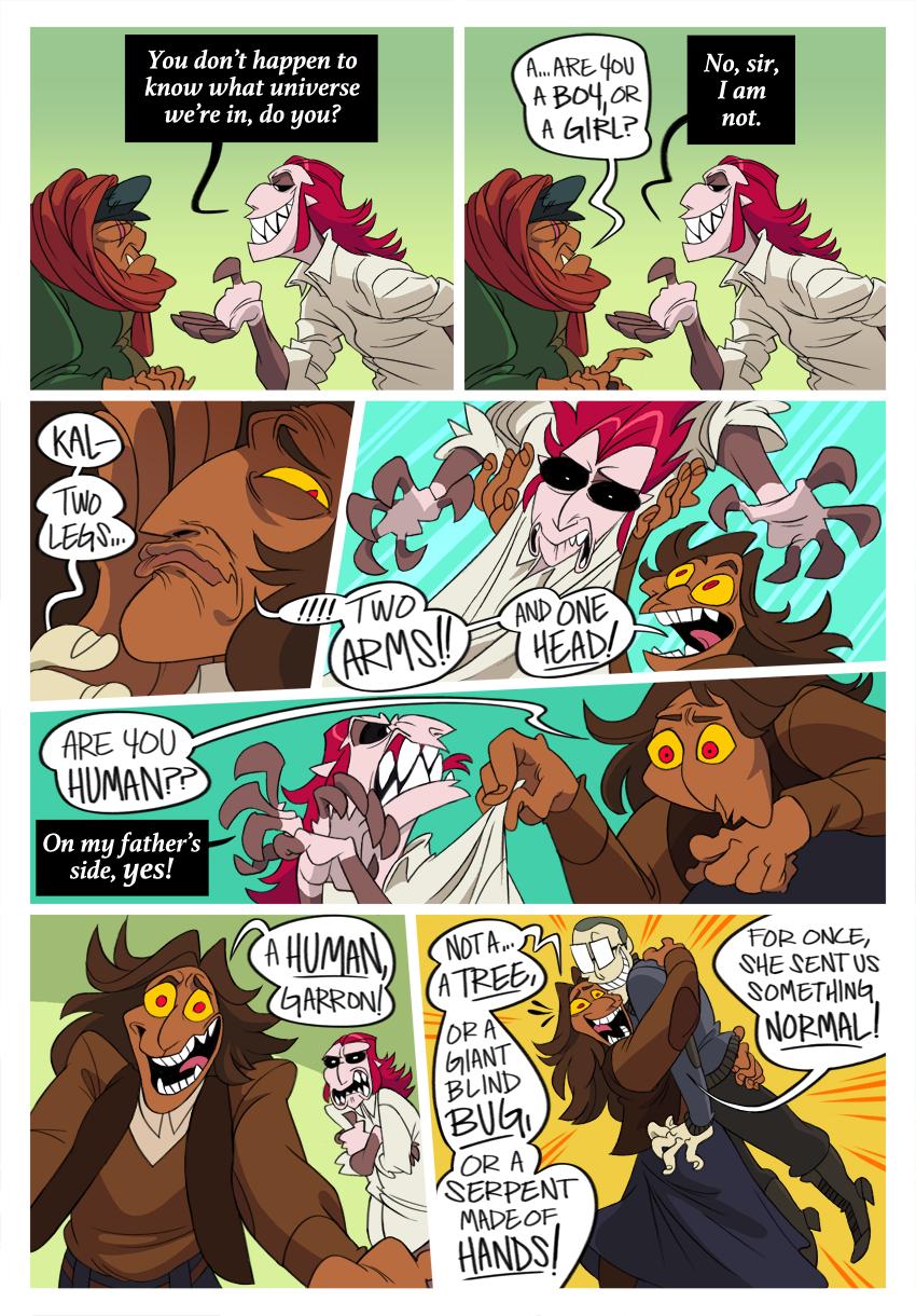 Still, Born | Page 40