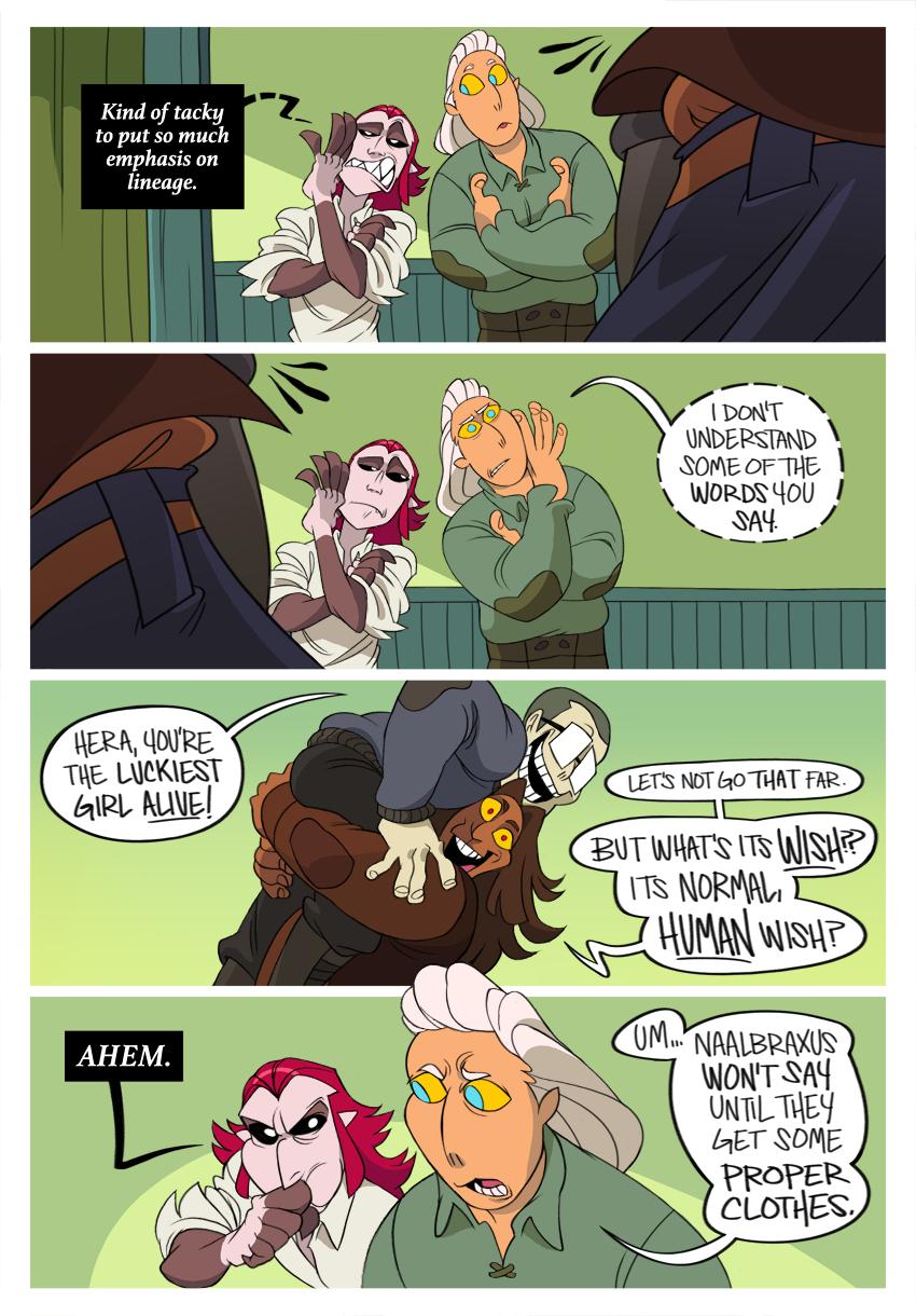 Still, Born | Page 41