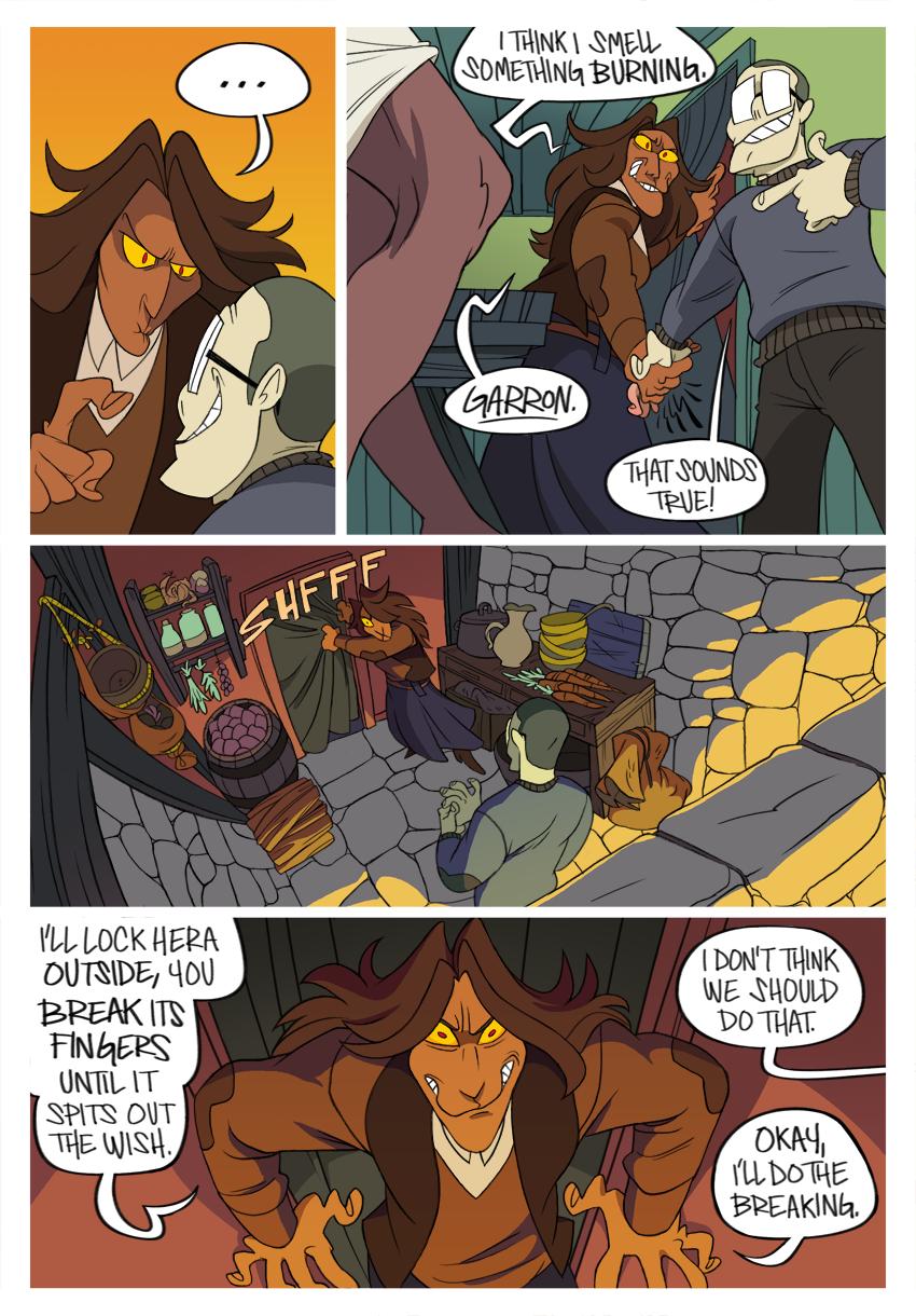 Still, Born | Page 43