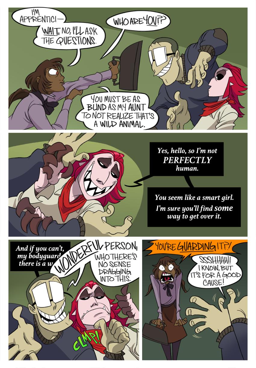 Still, Born | Page 66