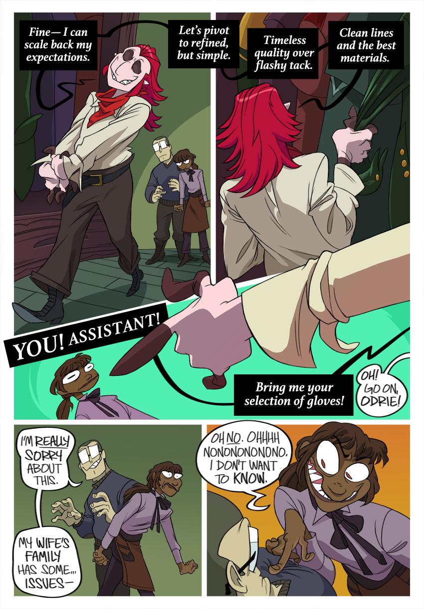 Still, Born | Page 72