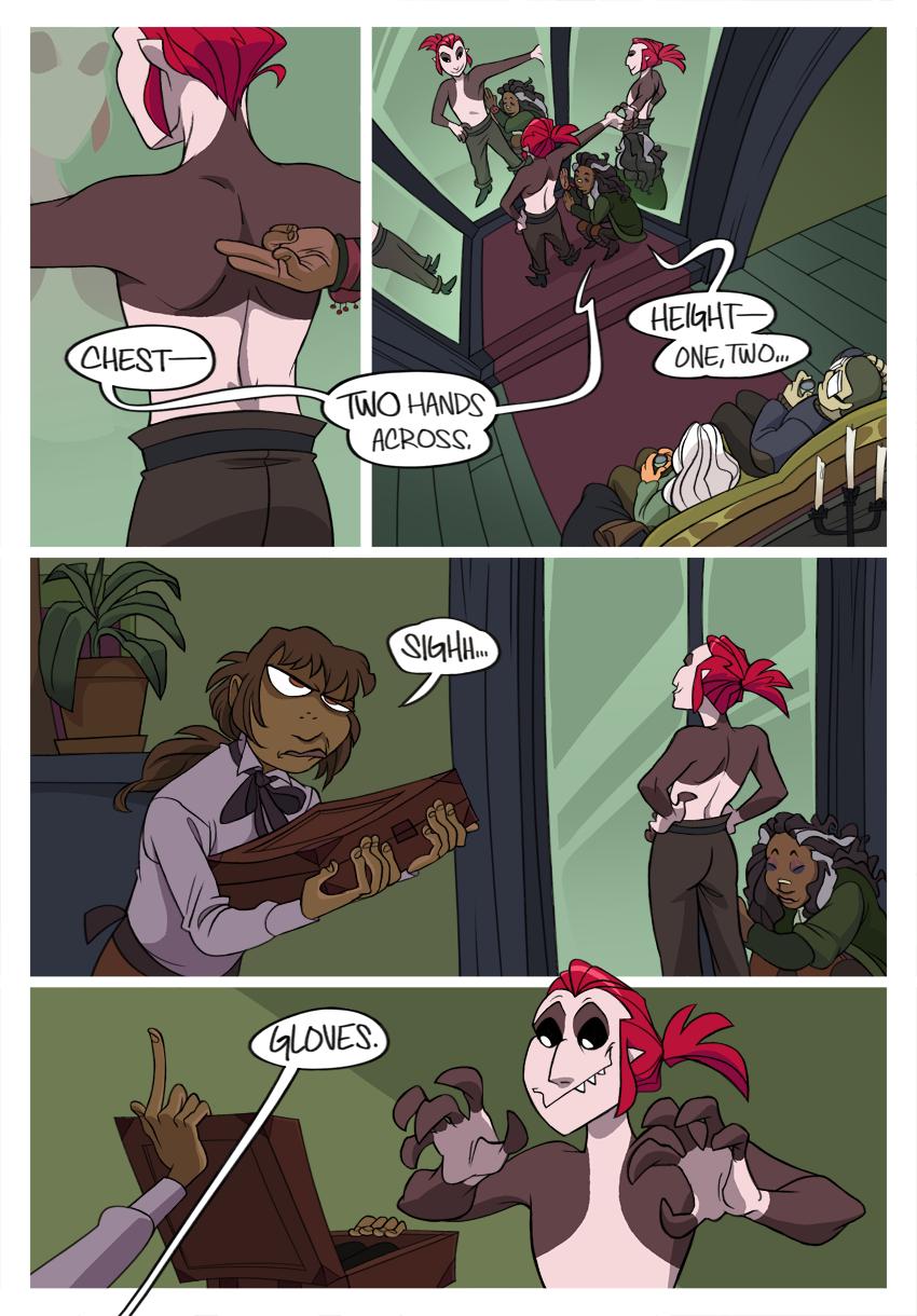 Still, Born   Page 74