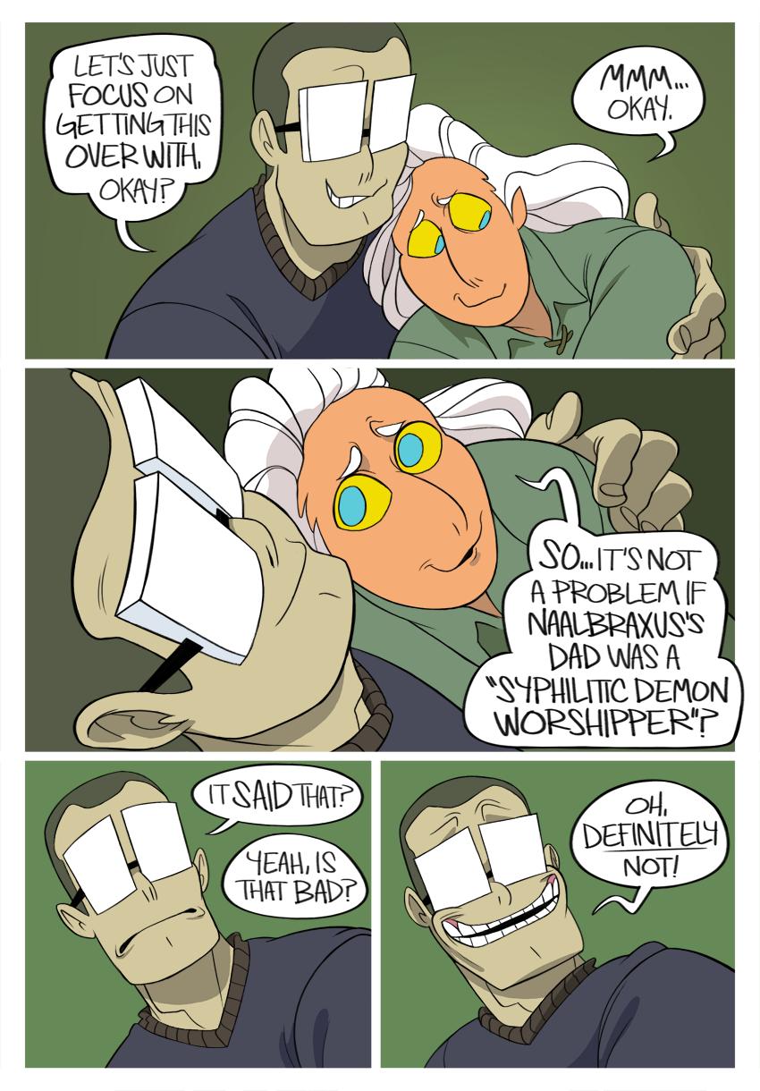 Still, Born | Page 83